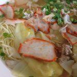 Takee wantan Noodles