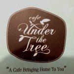 Café under the trees
